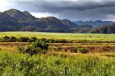 【15】蓝山与约翰克洛山脉,牙买加 此地因其反殖民主义文化和生物的多样性被列为自然与文化双遗产。