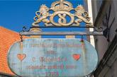 【7】摩拉维亚人居住地Christiansfeld,丹麦