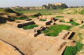 【19】苏萨城,伊朗 苏萨最早的居址可追溯到约公元前4000年。