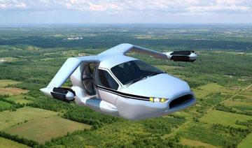 再次领先 美国公司率先研发混动电力飞车 预售174万
