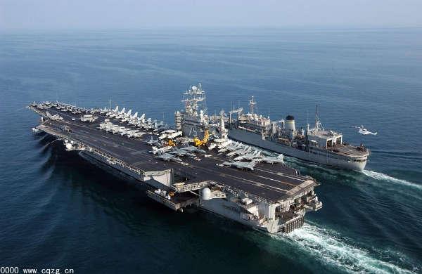 世界现役航空母舰一览