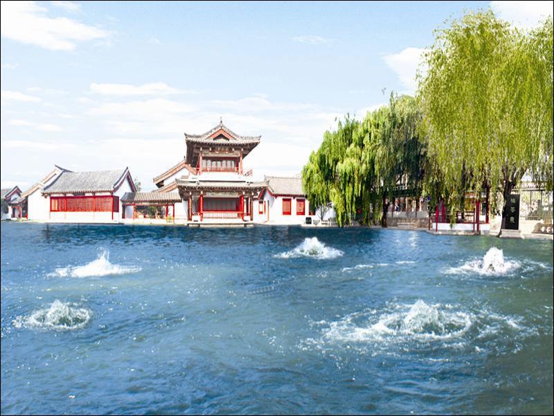 济南抱犊泉风景区