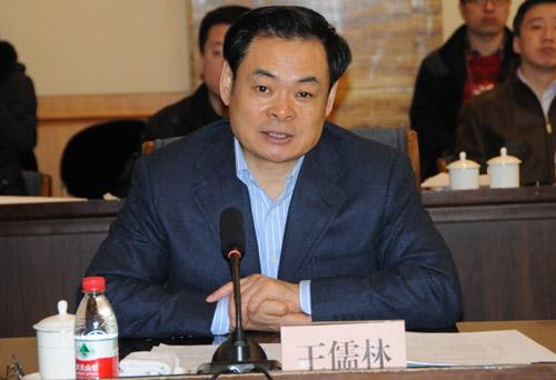 吉林省委副书记、省长王儒林出席会议