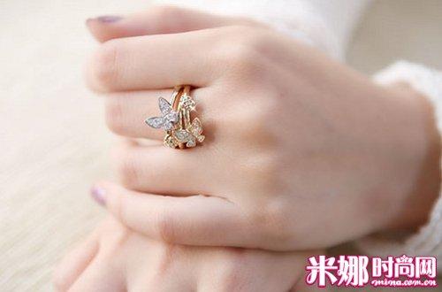 小编为你推荐10款时尚精美戒指,选择一枚可以圈住幸福的戒指,纪念一段