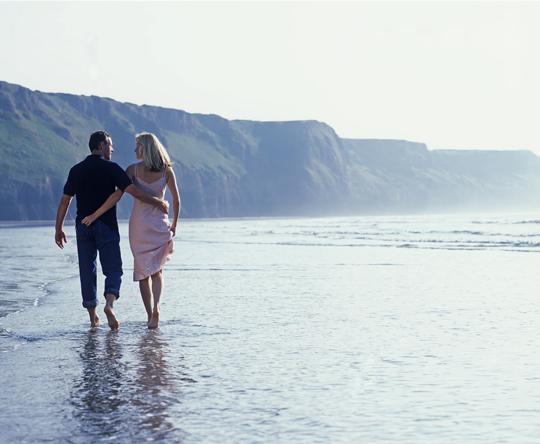 英国最适合发生浪漫爱情的地方