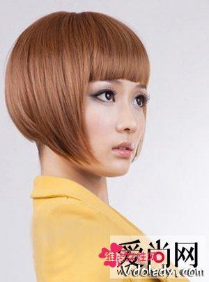 主流a主流波波头假时尚2013非短发发型抢先看坐月子前头发剪多短图片
