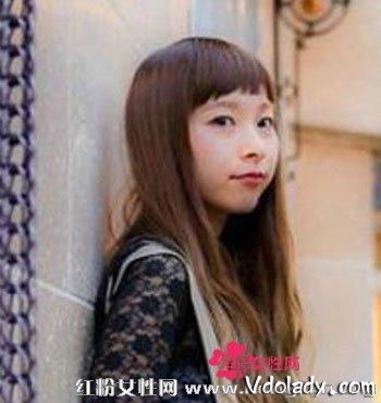 日本 刘海减/2013流行染发颜色都有哪些呢?