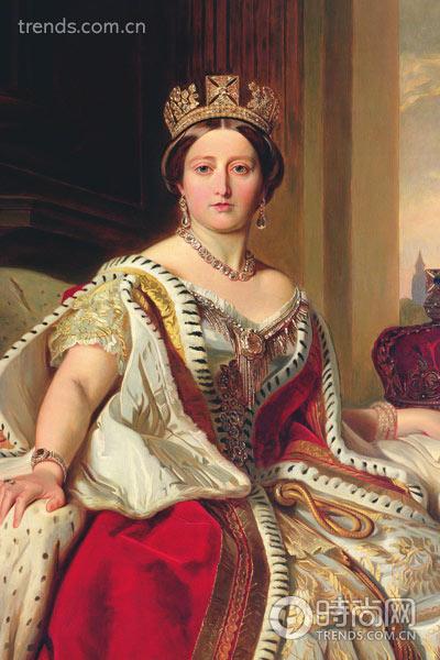 追忆世界名画中的珠宝故事
