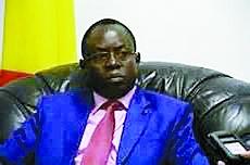 刚果(布)驻华大使达尼埃尔·奥瓦萨