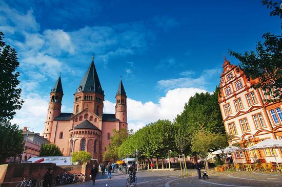 深入欧洲 德国捷克古堡之路图片