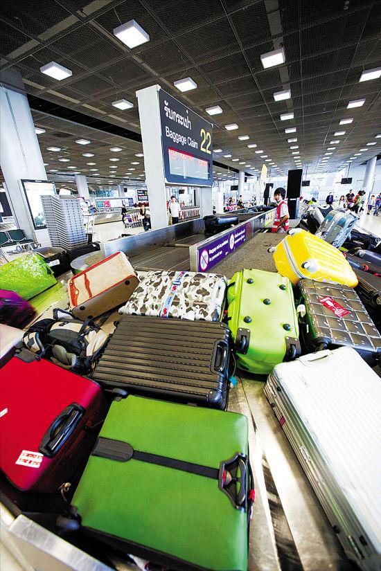 坐飞机,行李能带多少斤?