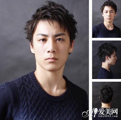 美容  导语:最好看的的潮男超短短发发型又来了,想让自己成为迷倒万千图片