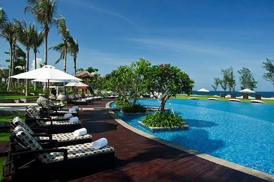 海棠湾海景泳池