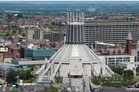 英国利物浦都会大教堂