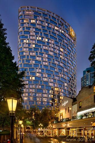 上海新天地朗廷酒店 挚爱 今生 婚典秀 高清图片