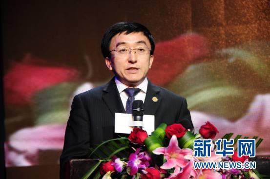 国家旅游局副局长吴文学出席并致辞