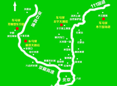 坝上草原自驾游攻略北京到坝上草原最新攻略v攻略路线怎么做