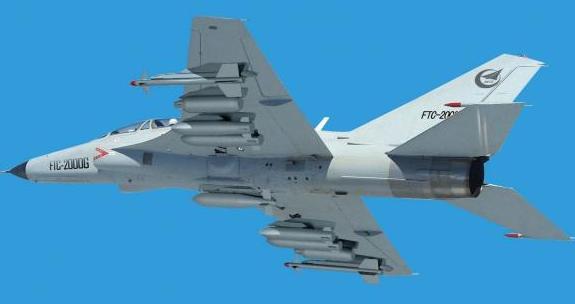 一个机型满足所有需求 FTC-2000战机成功出口