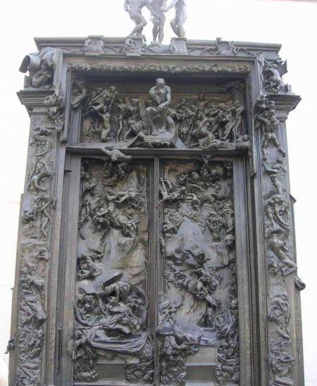 罗丹:《地狱之门》