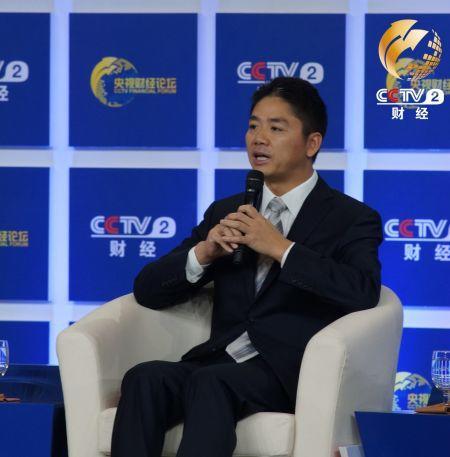 刘强东否认京东要上市 将着手金融像阿里一样