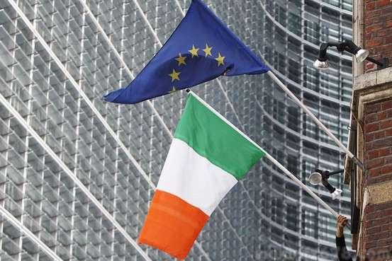 爱尔兰成功摆脱国际财政援助,欧债危机前景仍存疑云