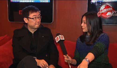 陆川:我与秦岚失去联系了