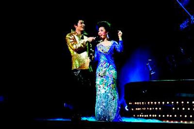 曾制作音乐剧《蝶》的资深制作人李盾将出任东方剧院院长.
