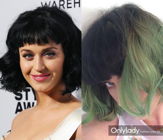 【发型屋】紧随潮流 欧美女星最新发型秀