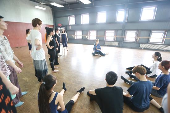 北京舞蹈双周启动 世界顶级现代舞专家齐聚研
