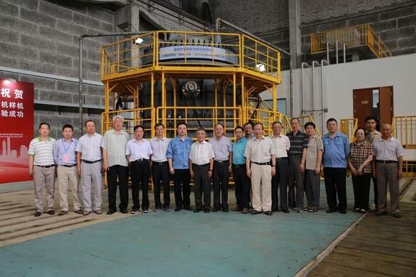 中国攻克第四代核电核心技术 世界领先(组图)