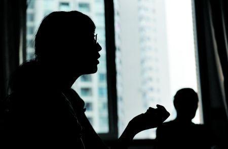 妻子被丈夫怀疑有外遇怀孕7个月被打全身淤青