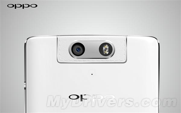 OPPO N3惊人新料:电动旋转摄像头?