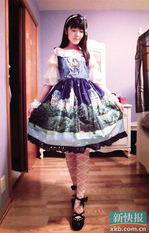 """cosplay妆容教程!中二病也要谈恋爱徐娇pk达人   """"星女郎""""徐娇高清图片"""