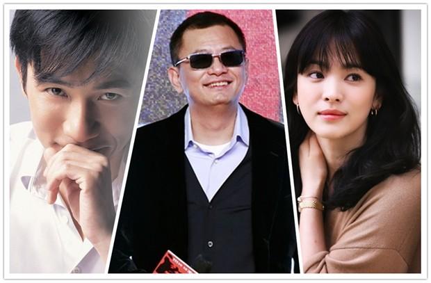 梁朝伟宋慧乔将主演《摆渡人》 王家卫监制张嘉佳编剧