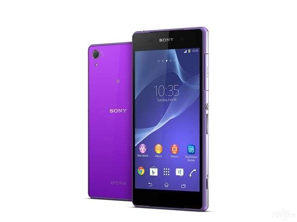 索尼Z3紫色版终于来了或国人专属