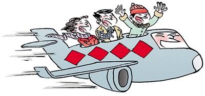 春节2.5亿人次去旅游:六成游客境外过年 最远到南极