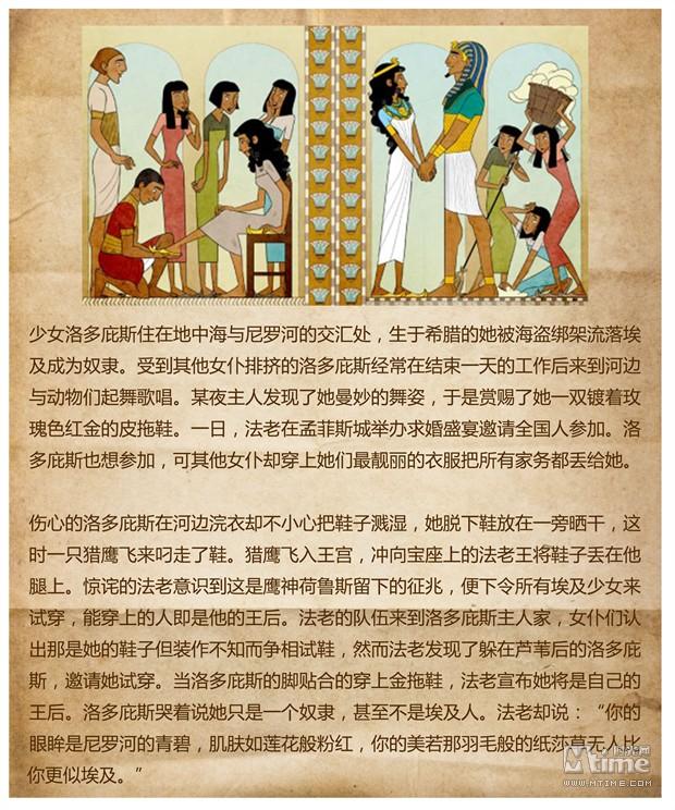 解读《灰姑娘》:唐代便有中国版 奥斯卡影后演绎传奇