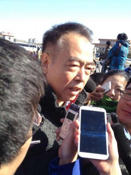 陈凯歌:涉毒演员应退出娱乐圈 电影市场迟早超美国