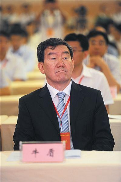 牛盾全国政协委员、农业部原副部长、中国常驻联合国粮农机构代表