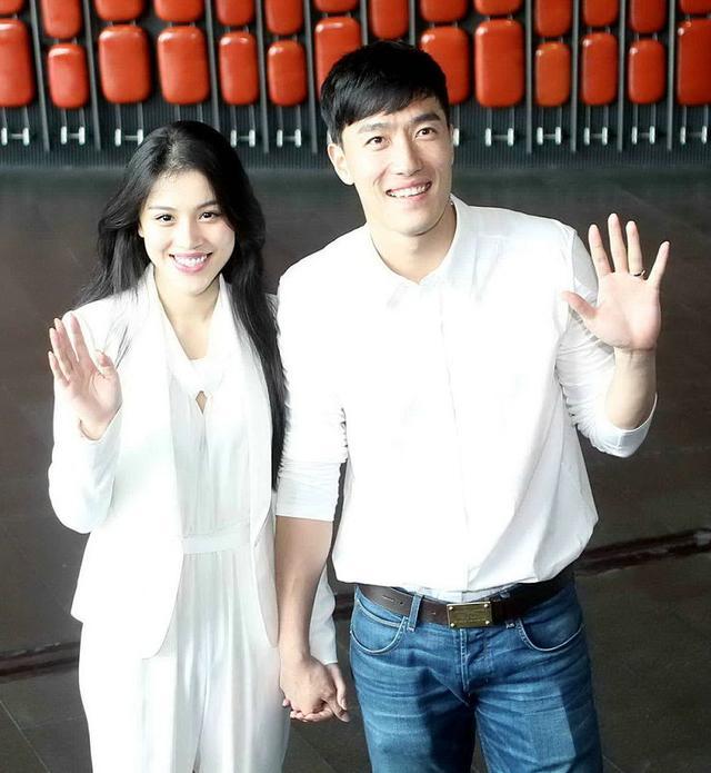 刘翔妻子葛天开腔回应婚变称两人会白头到老