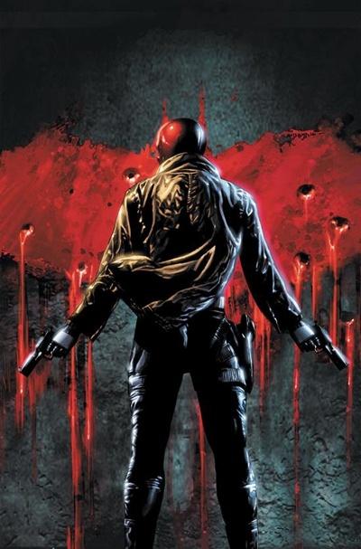 死磕漫威!DC漫画小队红头罩将现身《自杀漫画英雄排水管图片