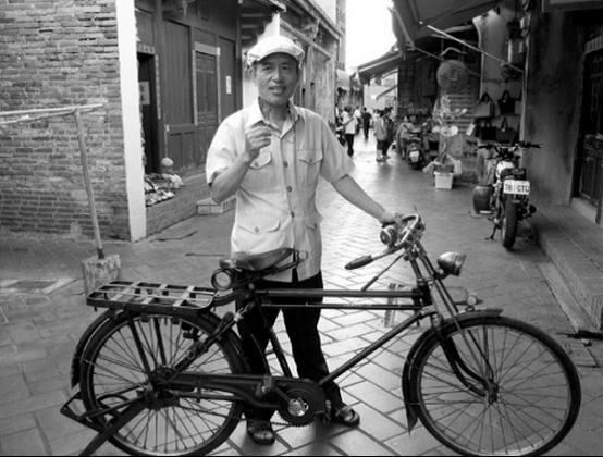 记得那年的大梁自行车?八十年代的中国人能拥有一辆也是值得骄傲