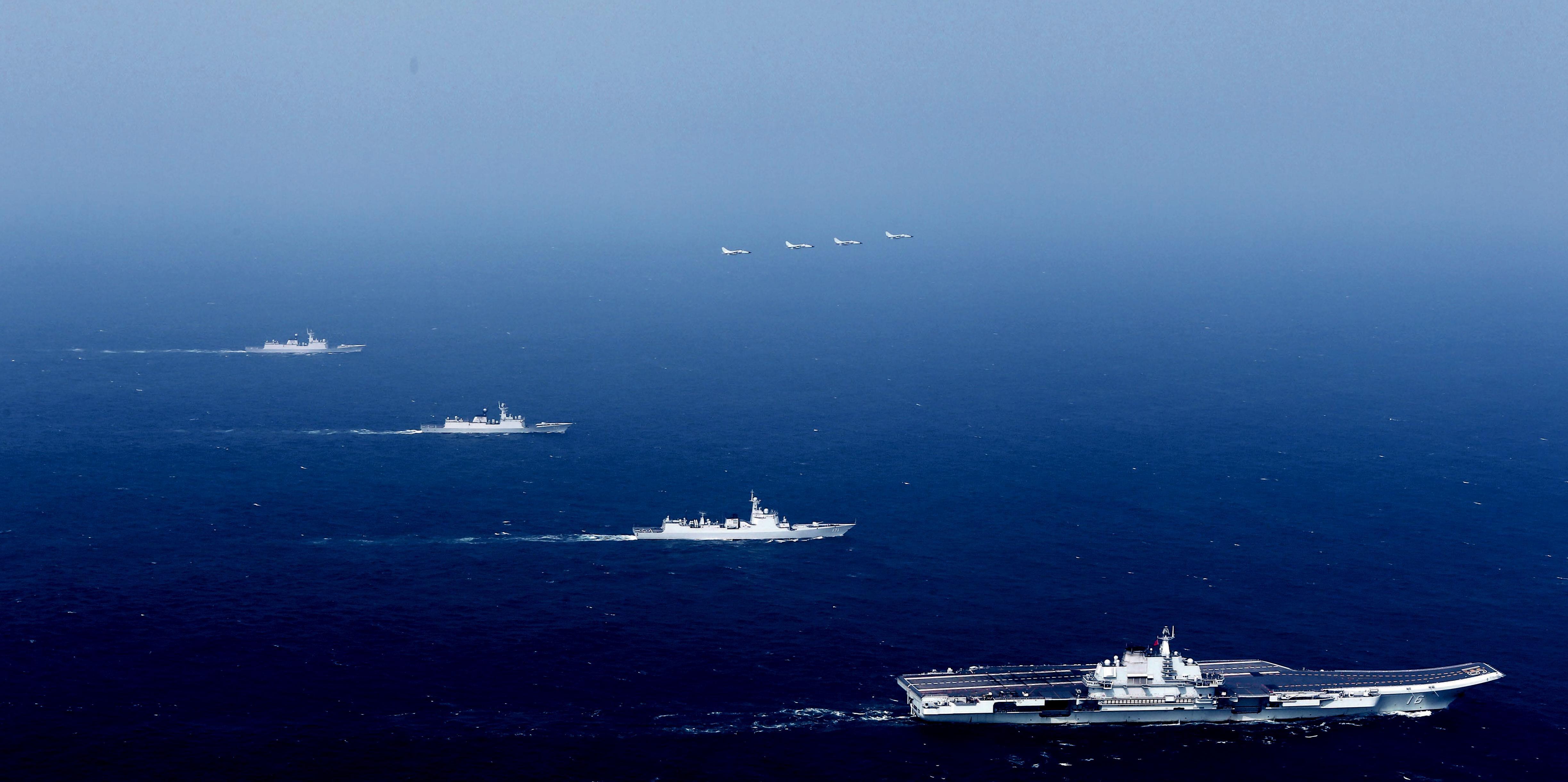 军事资讯_中国海军推出多语种宣介画册 全面介绍5大兵种|中国海军|中国 ...