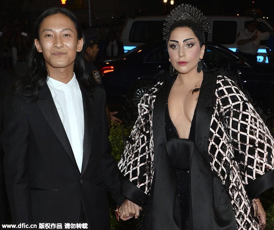 Alexander Wang &Lady Gaga