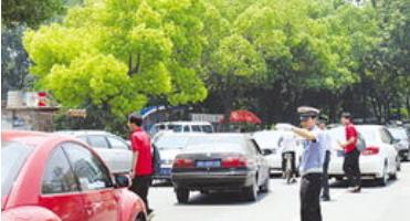 北京中考十余路段易拥堵送考车辆按尾号限行