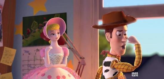 伍迪警长将要恋爱了 !《玩具总动员4》故事主线公布