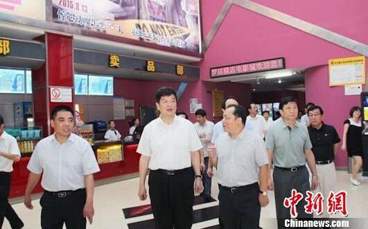 总局副局长鼓励横店经验县级影院8年多1000家