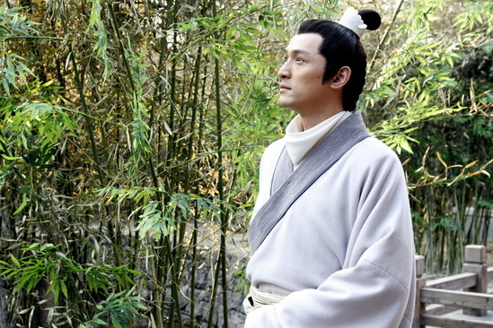 《伪装者》梅长苏挑战演技 胡歌:重生背后是隐