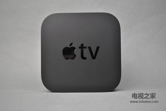 苹果Apple TV4外观