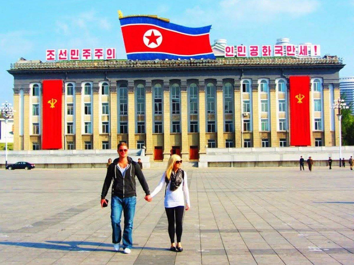 朝鲜到底是什么样的?一对加拿大情侣的旅游报告